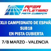 Cto. España sub18 (Valencia)
